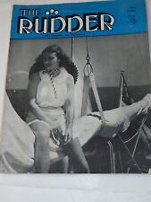 THE RUDDER Magazine for Yachtsmen MAY 1943