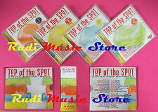 CD TOP OF THE SPOT Compilation BOX 4 CD SIGILLATI!!  no mc vhs dvd(C40)