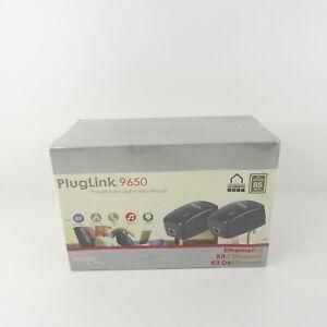 PLUG LINK 9650 POWERLINE HIGH SPEED 85MBPS ETHERNET KIT PL9650