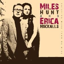 MILES HUNT ERICA NOCKALLS CATCHING MORE THAN WE MISS CD NEW SEALED WONDER STUFF