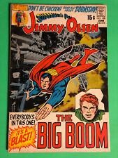 JIMMY OLSEN SUPERMAN'S PAL  #138 NEAL ADAMS/KIRBY PHOTO ART (DC 1971)