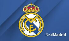 NEW Real Madrid Flag Banner 3x5 ft Soccer Blancos Bandera La Liga Bernabeu UCL