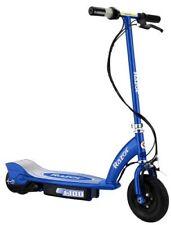 Razor E100 Motorized 24V Electric Scooter | Blue (Lightly Used)