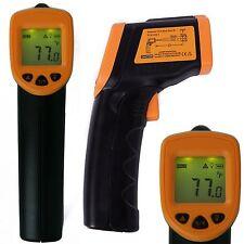 HDE Temperature Gun Infrared Thermometer Laser Sight Tool Home Heat Sensor Work