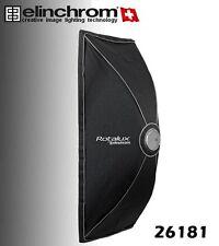 """Elinchrom 26181 Rotalux Strip Softbox 20 x 51"""" (50 x 130 cm) Mfr#26181"""