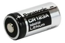 Panasonic CR123A Lithium Batterie 1400 mAh 3V