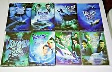 NEW! VOYAGE TO THE BOTTOM OF THE SEA: COMPLETE SERIES, SEASONS 1-4. SHIPS FREE
