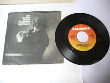 "ELVIS COSTELLO&ATTRACTIONS""WATCH YOUR STEP-disco 45 giri COLUMBIA Usa 1981"""