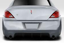 2005-2010 Pontiac G6 2DR Duraflex GT Competition Rear Bumper - 1 Piece 113470
