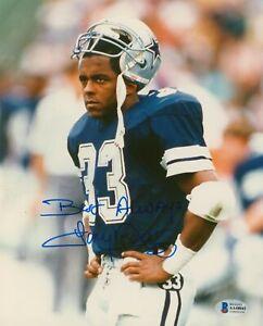Cowboys Tony Dorsett Authentic Signed 8x10 Photo Autographed BAS #AA48043