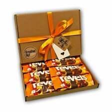 Revels Milk Chocolate Bags Gift Box Hamper Birthday Easter Personalised