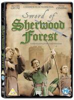 Nuovo Spada Di Sherwood Foresta DVD