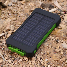 POWERNEWS 300000mAh USB Portable Solar Battery Charger Solar Power Bank Phone KG
