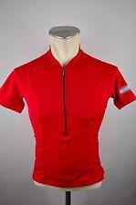 Campagnolo Radtrikot cycling jersey maglia Trikot Gr. S rot