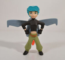 "2003 Action Kim w/ Wings 4"" McDonald's Action Figure #4 Disney Kim Possible"