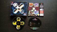 X2 : JEU Sony PLAYSTATION PS1 PS2 (Team 17 BOITIER DOUBLE sans notice)