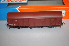 Roco 46411 2-Achser gedeckter Güterwagen Gbs DB Spur H0 OVP