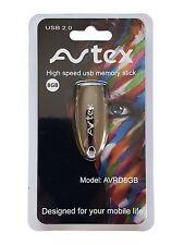 Avtex Gen 2 8 Go USB Memory Stick/Key for recording Freeview Or Satellite TV