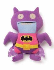 Uglydoll DC Comics Pink Purple Batman Plush #4040420 UGLY DOLL