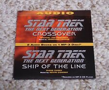 Best Buy Bonus Disc MP3(Star Trek The Next Generation Season 3)TNG Audio Book CD