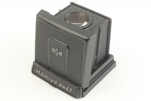 【 MINT 】 Mamiya RB67 Waist Level Finder for Pro S SD From JAPAN #630