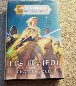 Star Wars: The High Republic - The Light of the Jed~Charles Soule Hardcover 2021