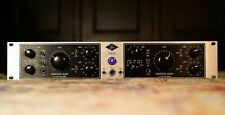 Universal Audio 2-610 Tube Microphone Preamp Channel Strip EQ UA