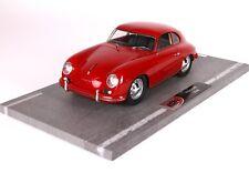 Porsche 356 A  in rot  Limitiert  BBR  1820B  1:18  Neu