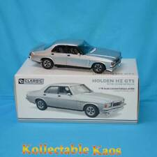 1:18 Classics - Holden HZ GTS - Aztec Silver Metallic  only 650 made 18645