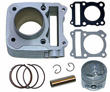 Suzuki GS125 barrel & piston kit, standard bore with quality piston (1982-2000)