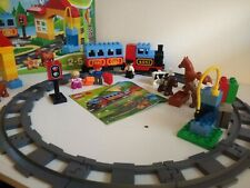 Lego Duplo 10507 Motorised Train Set. Complete with Track, Excellent Condition