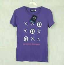 More details for the open 146th royal birkdale purple t-shirt youth large rrp £18 cr016 dd 05