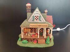 Dept 56 Chapman'S Cider House New England Village / Mib Mint in Box