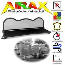 AIRAX Windschott Wind deflector BMW Mini One Cooper Cooper S Convertible F 57