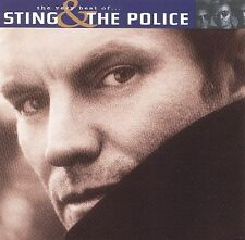 Sting / Police : Very Best of Sting/Police Rock 1 Disc CD