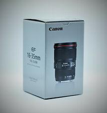 Canon EF 16-35 mm F/4.0 L EF IS USM Objektiv NEU OVP