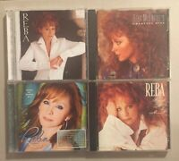 Lot Of 4 Reba McEntire CDs