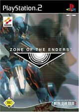 PS2 / Sony Playstation 2 Spiel - Zone Of The Enders mit OVP
