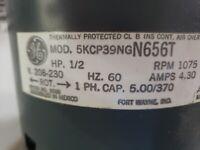 GE 5KCP39NGN656T MOTOR