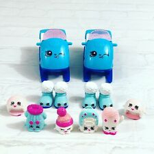 Shopkins Fashion Spree Frosty Fashion Collection Lot Of 12 Items