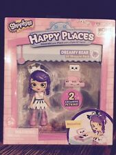 NEW  Shopkins Home Collection Happy Places Doll MELODINE with Exclusive Petkins