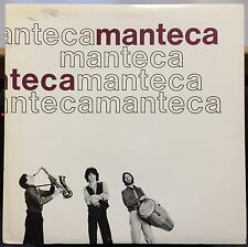 MANTECA manteca LP Mint- LR017 Latin Jazz 1982 Canada Ready Records