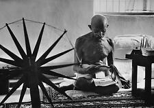 Mahatma Gandhi Spiritual Peace Leader Indian independence movement 8x10 PHOTO 1