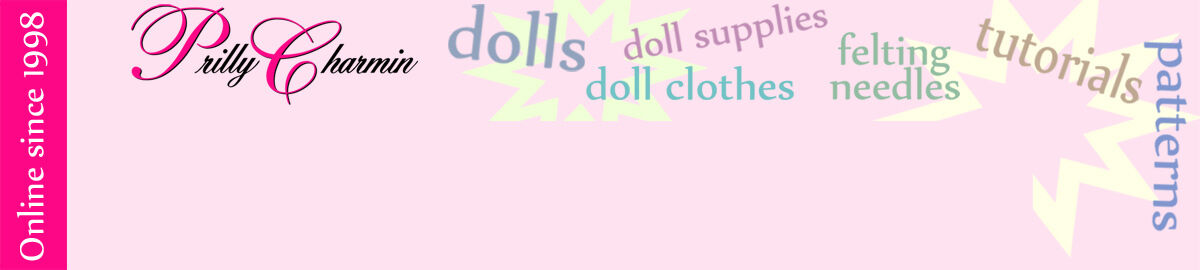 PrillyCharmin Dolls Outlet