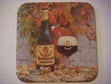 Beer Coaster: Brouwerij Roman Dobbelen Bruinen Belgian Ale ~ Oudenaarde, Belgium