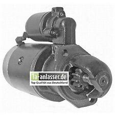 Starter Motor Starter Bosch Hatz (Quick Slip with 9 VOLT Anchor) 12v 2,7kw 11 Teeth