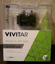 Vivitar Full HD 1080p Action Camera - Black 12MP DVR786HD -  Waterproof
