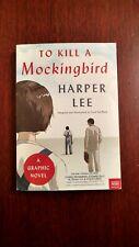Rare Uncorrected Proof Harper Lee To Kill A Mockingbird *Graphic Novel*
