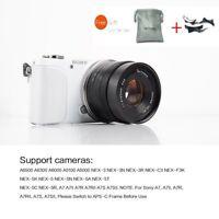 7artisans 50mm F1.8 Manual Lens For Sony E-mount NEX7 NEX6 NEX5 A6000 A6300