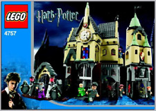 Lego Harry Potter Hogwarts Castle (2nd edition) 4757 Instruction Only